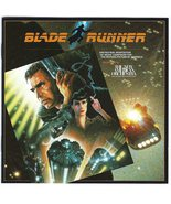 Blade Runner Original Orchestral Soundtrack CD WEA Germany 1982 - AS NEW - $22.95