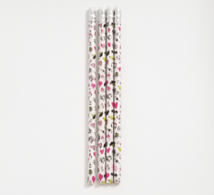 Monster High #2 (No.2) Graphite Pencils (Pack of 4)