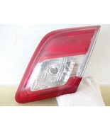 2010 2011 TOYOTA CAMRY PASSENGER RH TRUNK LID TAIL LIGHT OEM D115R - $48.50