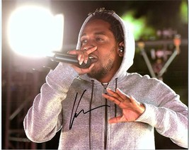KENDRICK LAMAR  Autograph Authentic Signed  Photo w/COA - 30390 - $75.00