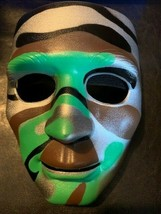 Blank Face Camouflage Mask - Use It For Dress Up - Halloween - Cosplay! - $7.81 CAD