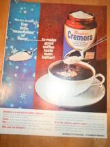 Vintage Borden's Cremora Print Magazine Adverti... - $5.99