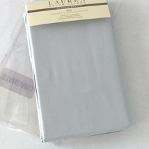 Ralph Lauren Pillowcases Dunham Sateen Standard  Dove Gray -300 Thread C... - $40.41