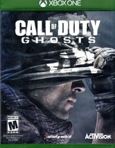 Call of Duty: Ghosts - MIcrosoft Xbox One, 2013 - $9.95