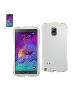 Reiko Samsung Galaxy Note 4 Dropproof Air Cushion Case With Chain Hole I... - $9.30