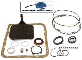 TH700-R4 / 4L60 Pump Update Kit With, 10 Vane Kit, Boost Valve .500 Late 1983-UP - $62.37
