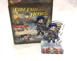 L Hector ~ Fire Emblem Heroes - 1in Mini Acyrlic Figure Stand Vol 10 Nin... - $14.82