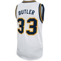 Jimmy Butler College Custom Basketball Jersey Sewn White Any Size image 2