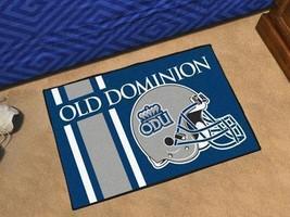 NCAA -  Old Dominion Uniform Starter Rug 19 inch x30 inch   - $34.99