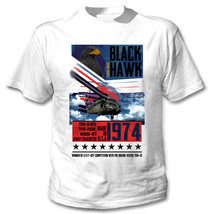 Black Hawk - New Cotton White Tshirt - $23.55