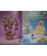 Crocheted Favorites & Originals of Jessie Abularach 1982, holiday, toys,... - $10.00
