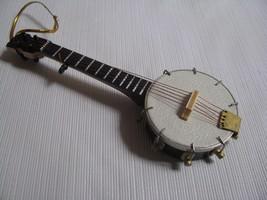 BANJO Musical Instrument   Ornament - $13.81
