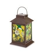 Gallery of Light Solar Powered Floral Lantern - $40.35