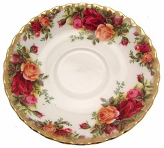 Royal Albert Old Country Roses 5.5 Inch 14cm Saucer 2nds Quality - $8.34