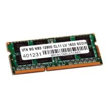 VisionTek 8GB DDR3L Low Voltage 1600 MHz (PC3-12800) CL11 SODIMM - Noteb... - $76.52