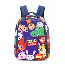 animal cartoon 3-7 years kids children waterproof neoprene school backpack - $28.00