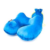 Pillow Soft Neck Pillows Inflatable Travel Sleep Car Bus PlaneTrain Vaca... - $18.80