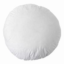 Single cushion filler 40CM Round ? White - $23.00