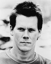 Kevin Bacon Head Shot B&W Print 16X20 Canvas Giclee - $69.99