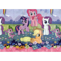 My Little Pony Friendship Party Tablecover Paper 54 x 96 Tablecloth - $7.95