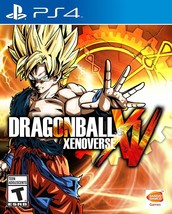Dragon Ball Xenoverse PS4 SONY PLAYSTATION 4 Video Game - $16.97