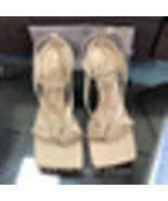 Hot Flip Flops Brand Women Sandals Summer Shoes Strappy High Heel leathe... - $232.62