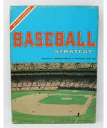 Vintage Baseball Strategy Board Game by Avalon Hill 1973 Complete - $37.13