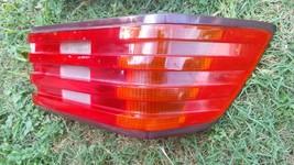 93 MERCEDES-BENZ R120 500SL LEFT DRIVER LEFT SIDE  TAIL LIGHT ASSEMBLY - $148.49