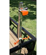Trimmertrap ST-2 STIHL Blower Rack (500 & 600 Series) Landscapers Traile... - $128.65