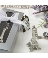 50 Eiffel Tower Key Chain Favor Wedding Favors Bridal Shower Favor Paris... - €34,14 EUR