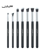 JAF® 7 pcs/set Professional Portable Eye Blending Eyeshadow Makeup Brushes - $6.36