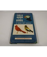 A Field Guide To The Birds Of Texas Roger Tory Peterson 1963 Hardcover DJ - $7.91