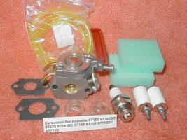 Carburetor For Homelite ST155 ST185BC ST275 ST285BC ST145 ST155 ST175BC ... - $12.53
