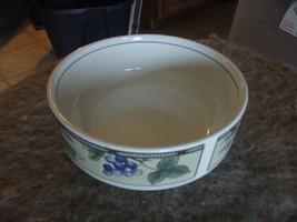 Mikasa Garden Harvest fruit bowl 2 available - $4.31