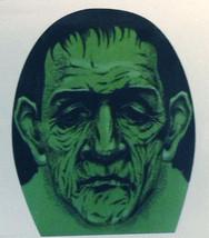 Sheer Morph FRANKENSTEIN MONSTER ZOMBIE HULK MASK Horror Cosplay Costume... - $3.93