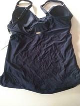 Calvin Klein Blue Swimwear Top Size Small image 2