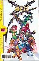 Marvel Mangaverse: X-men, Vol. 1 No. 1: X-Men Equinox; March 2002 [Comic] [Jan 0 - $5.87