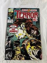 Terror Inc Comic Book #1 1992 Marvel - $7.00