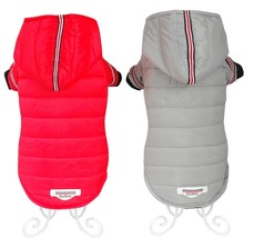Dog Clothes Winter Jacket Pet Puppy Chihuahua For Small Medium Dogs Pupp... - $11.99