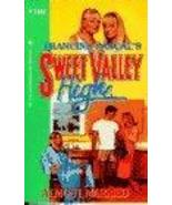 Almost Married (Sweet Valley High) [Feb 01, 1994] Pascal, Francine - $1.99