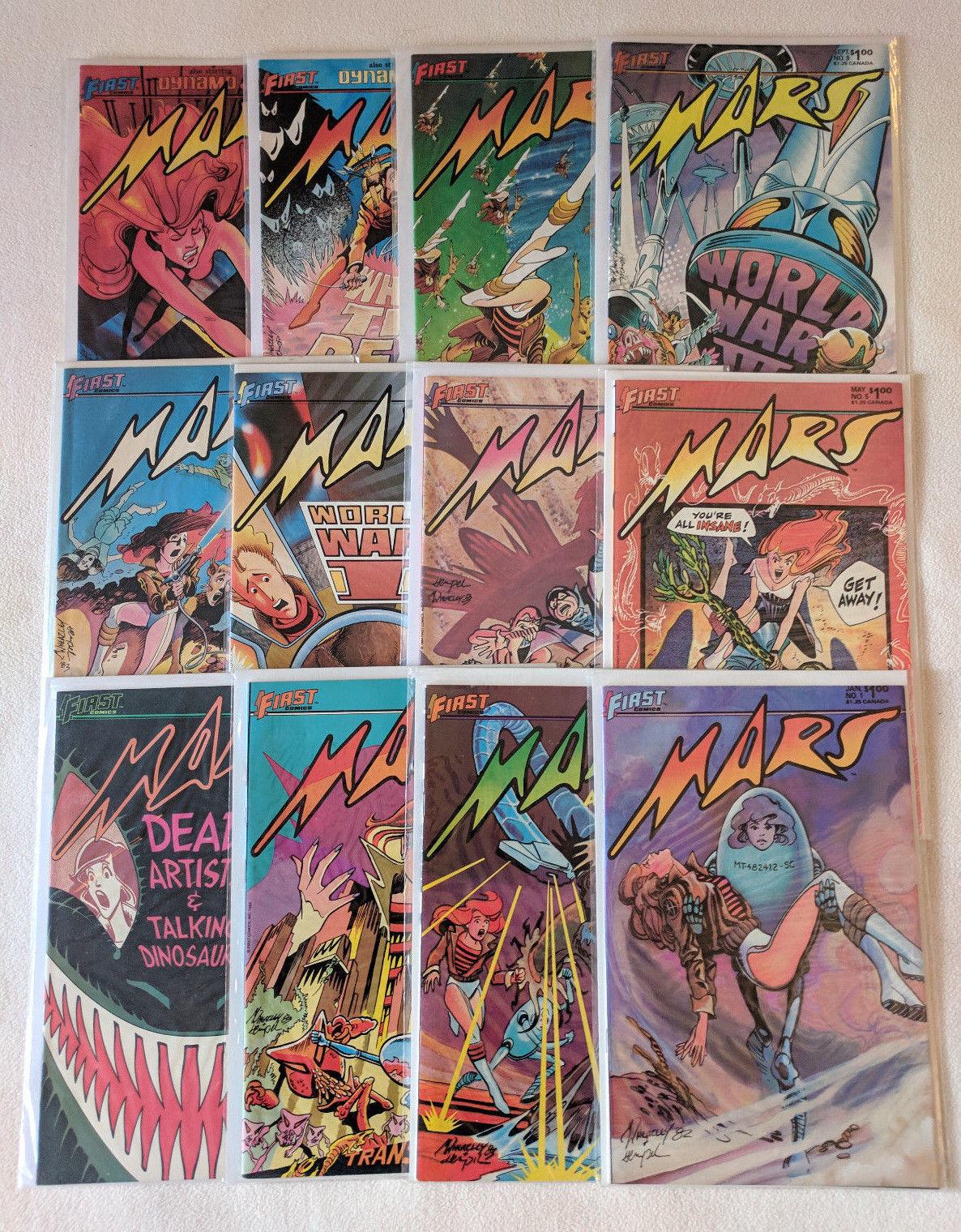 Akira Comic Book #12 Epic Comics 1989 NEAR MINT NEW UNREAD