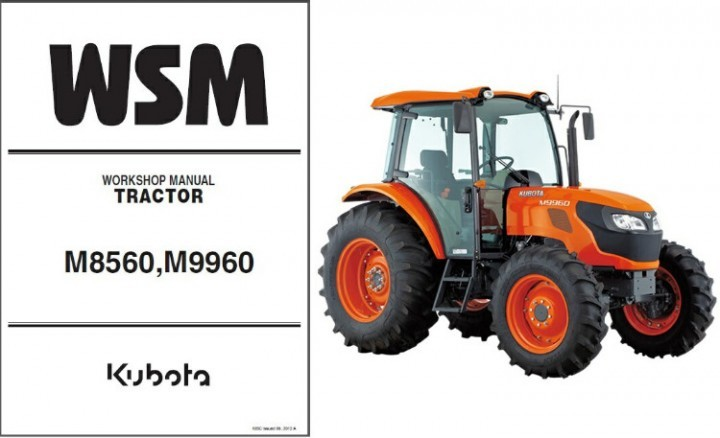 kubota m8560 m9960 tractor wsm service and 50 similar items rh bonanza com kubota b8200 service manual pdf kubota b8200 service manual download