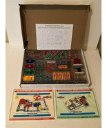 Elenco Electronic Snap Circuits SC300 Electronics Discovery Kit Complete... - $29.99
