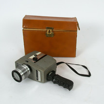 Vintage Revere Power Zoom Model 118 8mm cartridge Film camera Made in USA - $13.86
