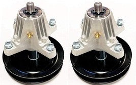 2 Upgraded Spindles Cub Cadet 618-04889, 918-04889, 618-04822, 918-04822... - $76.95