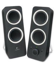Logitech Z200 Multimedia Speakers - Black - $24.74