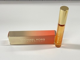 Michael Kors Wonderlust Roller Ball Eau De Parfum For Women .34oz/ 10ml._ New In B - $19.99