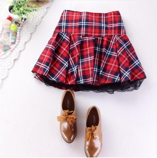 New High quality school uniform skirt fashion short skirt student girl Japanese for sale  USA