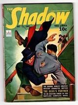 Shadow Pulp Mag 1942 Oct 1-STREET & Smith High Grade FN/VF - $266.75