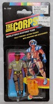 1992 The Corps World Response Force African American w/ napalm flamethrower - $19.99